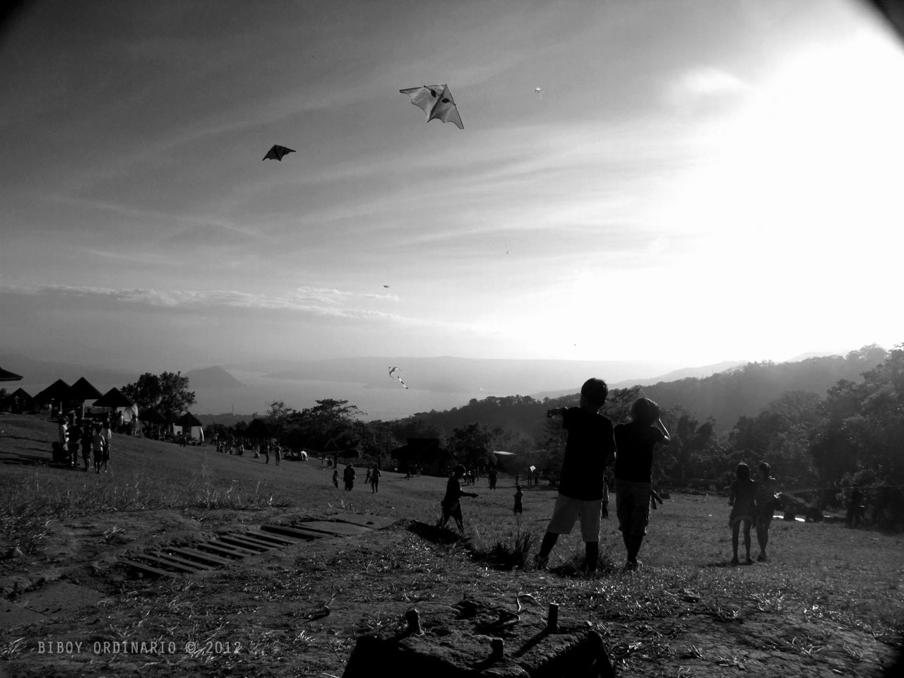 Kite flying more fun in the Philippines
