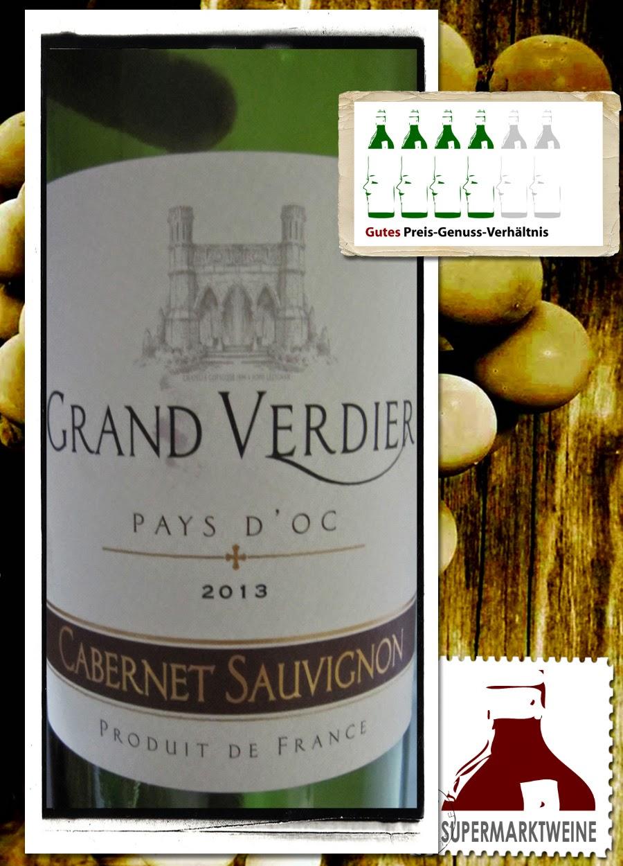 Grand Verdier - Cabernet Sauvignon - 2013