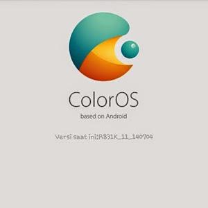 ROM ColorOS R831K A.K.A NEO3 (UPDATE OTA)