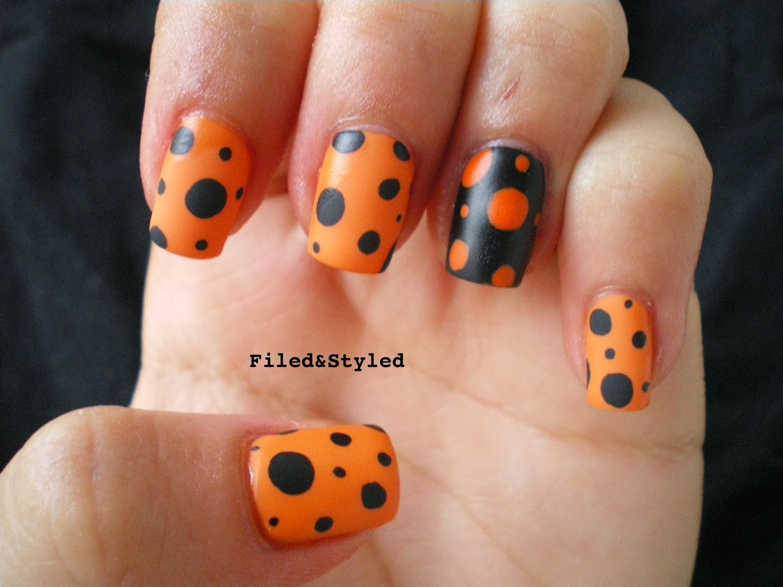 Fingernail designs 2013 halloween nail art solutioingenieria Choice Image