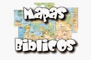 Mapas biblicos