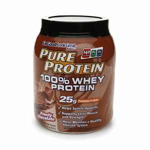 Designer Natural 100 Whey vs Pure Protein Shake: Reviews ...