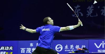 Polêmica com atleta israelense na Indonésia termina