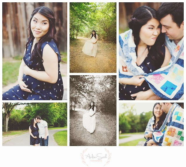 beautiful The Woodlands Maternity and Family Photography