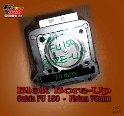 Blok Fu bore up seker 70,mm