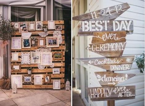 rustic wedding theme ideas photo
