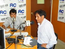"""PROGRAMA RADIAL """"PANORAMA TAURINO DEL PERÚ"""" POR RADIO COMAS 1300 AM"""
