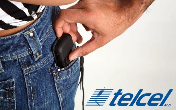 Telcel Linea Robo Extravio Baja