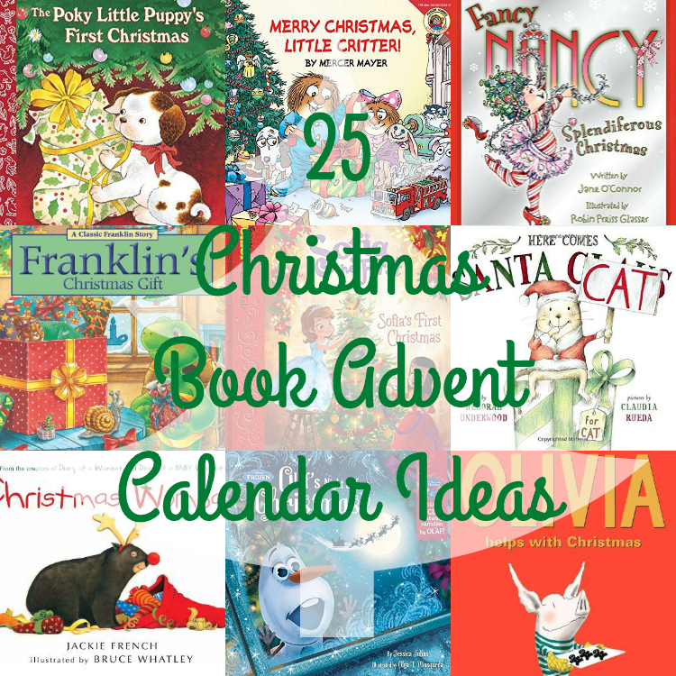 Christmas books for toddlers