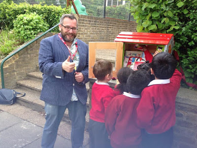 Little Free Library London UK