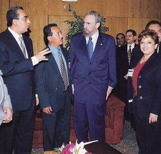Encuentro con Fidel Castro