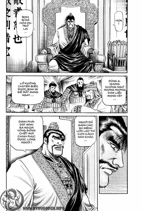 Chú Bé Rồng - Ryuuroden chap 53 - Trang 26