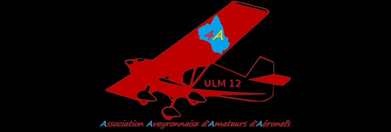 4A ULM 12 - Association Aveyronnaise d'Amateurs d'Aéronefs