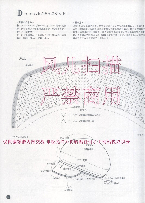Вязание кепок описание и схемы 74