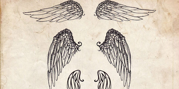Wing tattoo designs