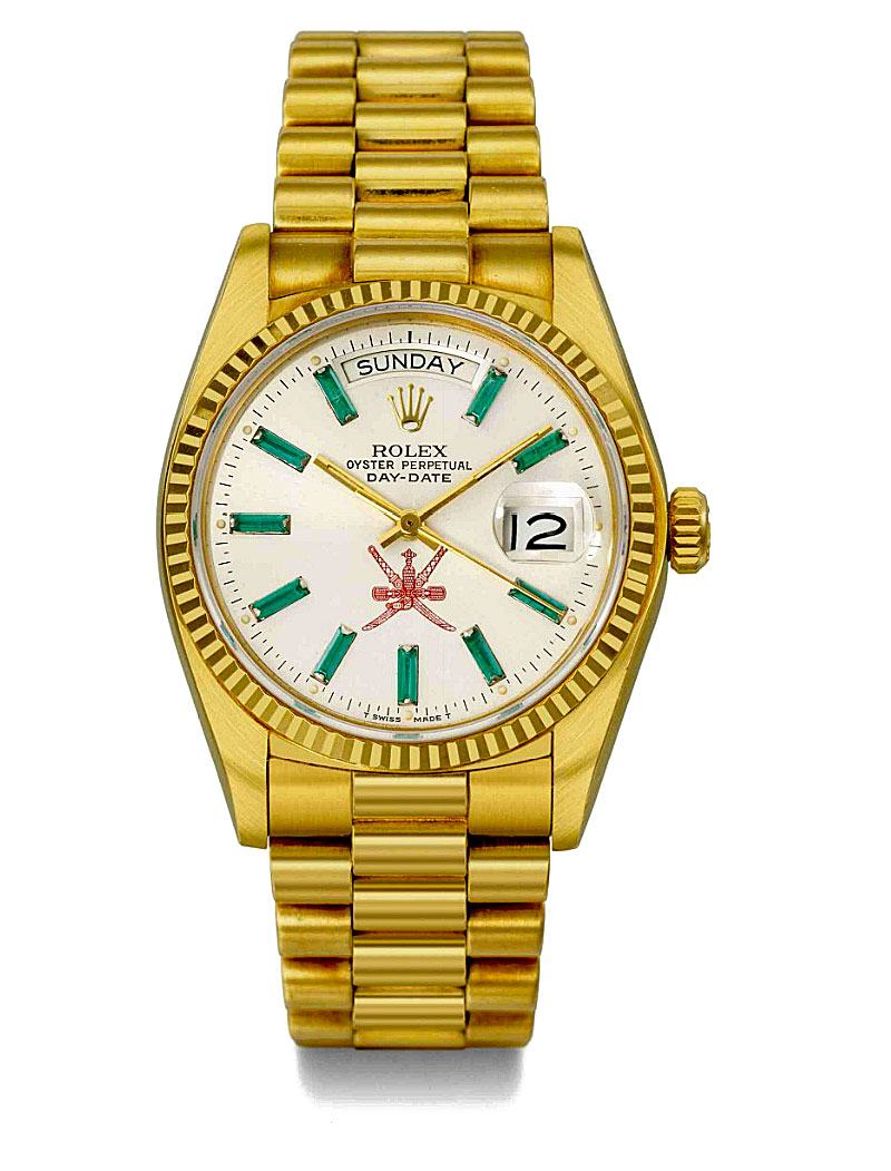 Wrist watch price in oman -  Sultan Of Oman And This One Was Made In 1979 And It Sold Also Had An Estimate Selling Price Of Between 42 000 And 68 000 But Sold For More Than