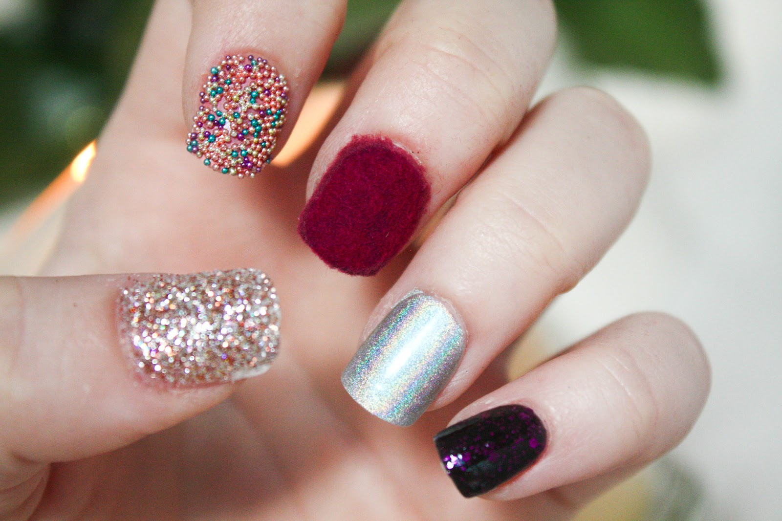 Crazy NAIL EFFECTS in action! - Cityscape Bliss