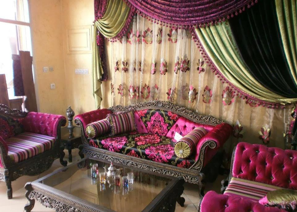 Salons du maroc et d coration orientale salon marocain for Salon marocain casablanca