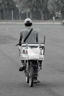 Bekerja dengan Sepeda