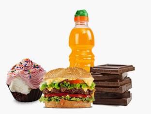 gambar makanan yang harus di hindari