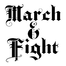 March & Fight interview page