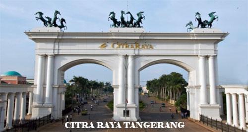Kesuksesan CitraRaya Tangerang