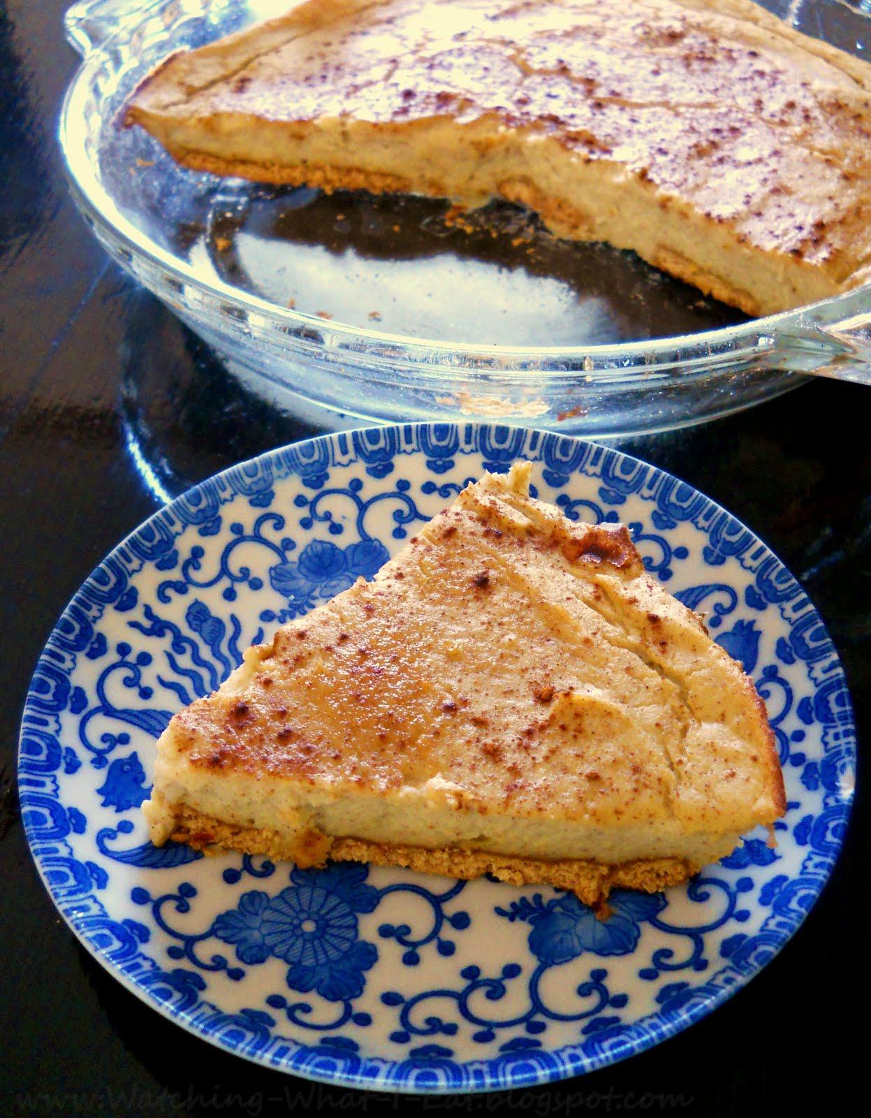 Getting Creative with Cauliflower ~ Mock Custard Pie & Cream of Onion ...