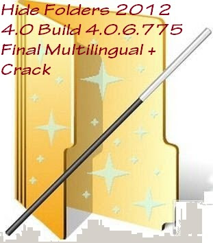 Hide Folders 2012 4.0 Build 4.0.6.775 Final Multilingual + Crack