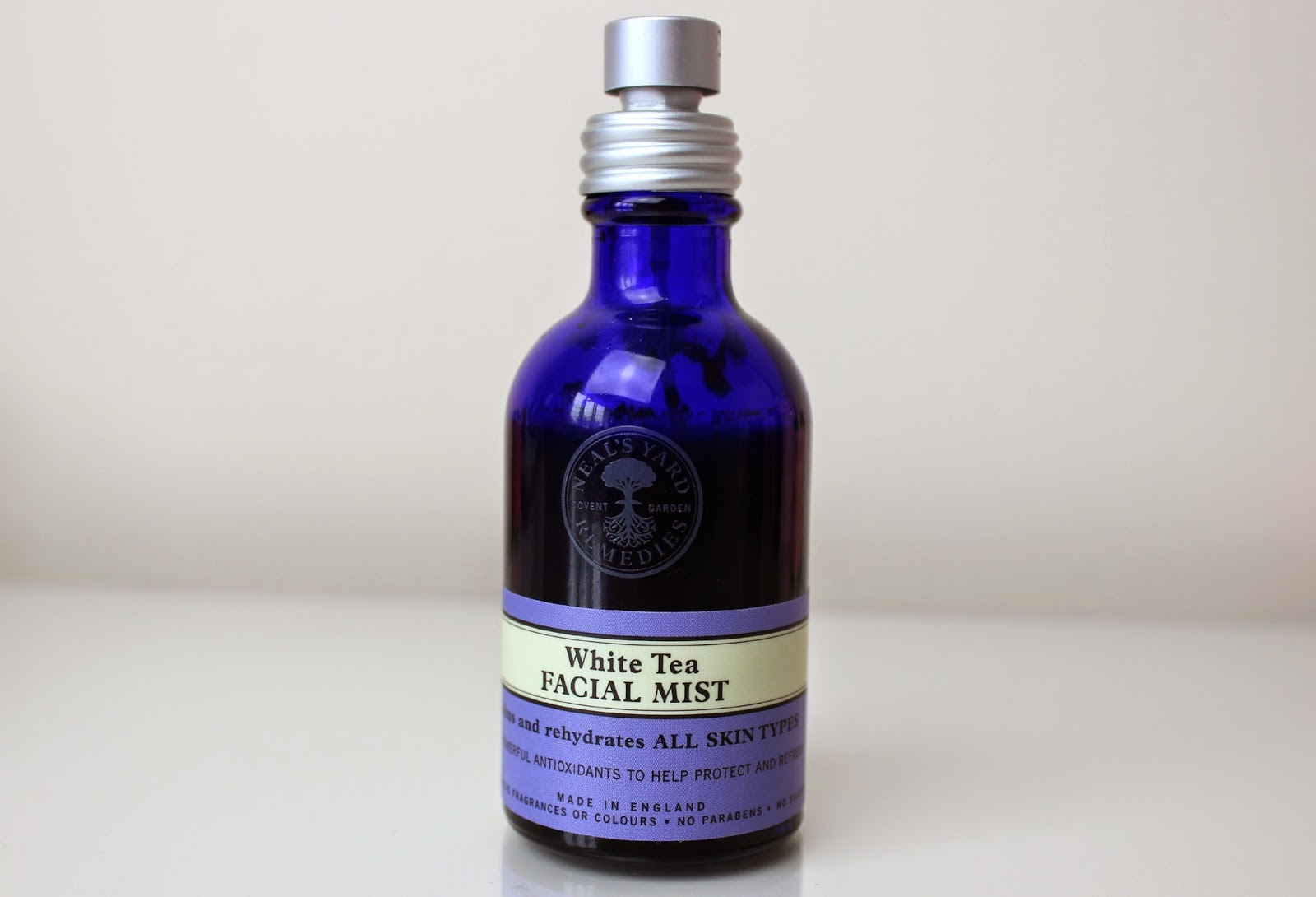 A picture of Neal's Yard Remedies White Tea Facial Mist
