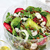 Rezeneli Mercimekli Yeşil Salata