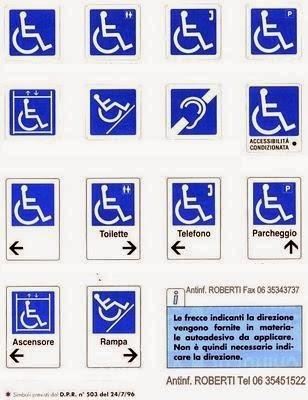 Antinfortunistica roberti blog maggio 2013 - Sedie per portatori di handicap ...