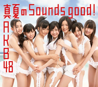 akb48, manatsu no sounds good,