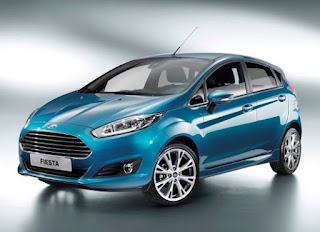 2017 Ford Fiesta RS Specs