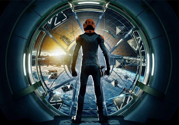 Ender's Game: First Look