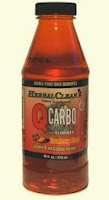 QCARBO Fast Cleansing Formula. Strawberry-Mango Flavor