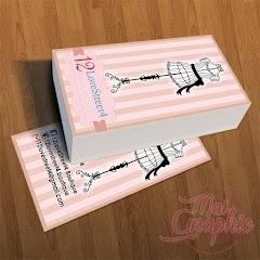 Tempahan Design Kad Bisnes 12LoveStreet4 Boutique