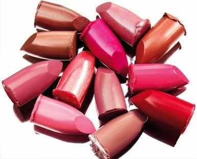 Mes 5 rouges à lèvres préférés