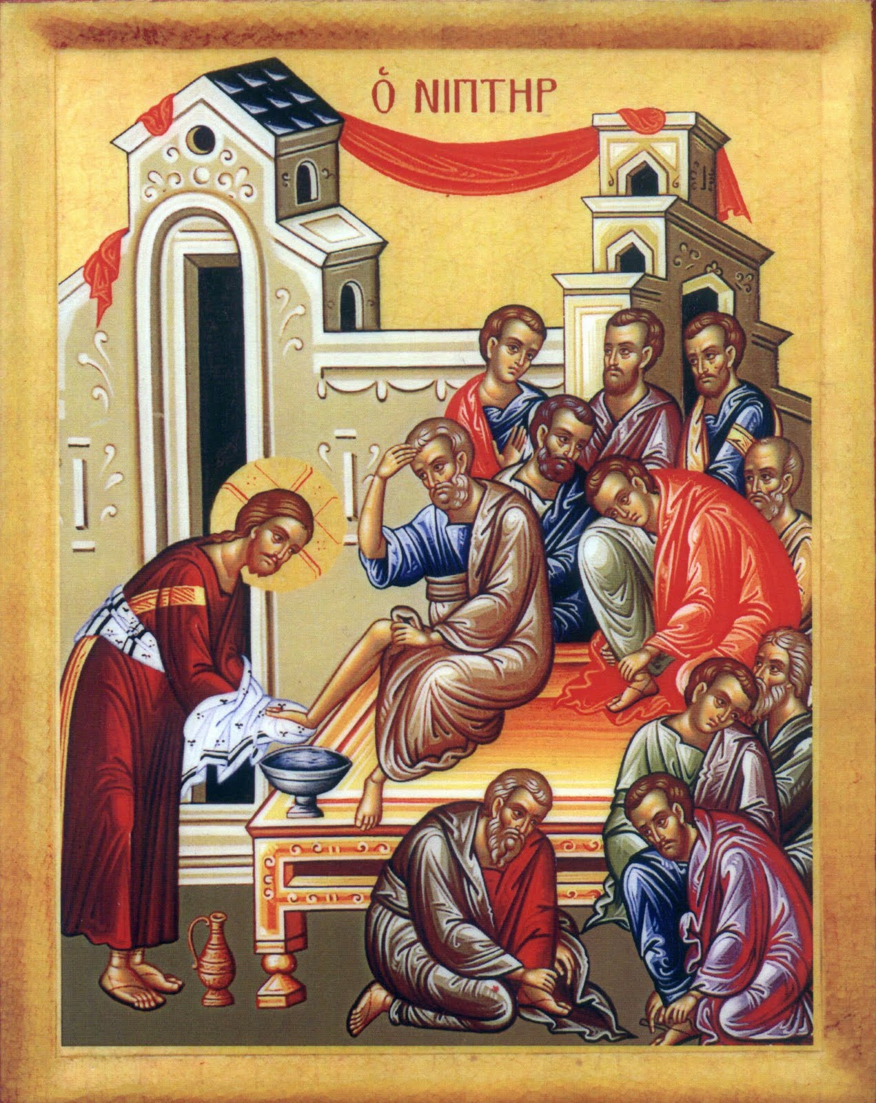 foot washing in the gospel of john To read the next chapter of the book of john, please go to the gospel of john – 14 learn more about the washing of feet teaching and common problems that contemporary christians must overcome at: hallowed be thy name meaning.