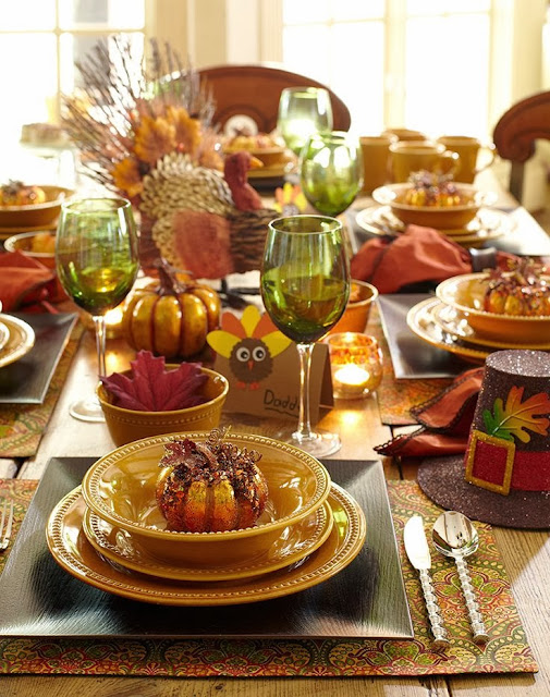 Fall tablescapes part one preppy empty nester f