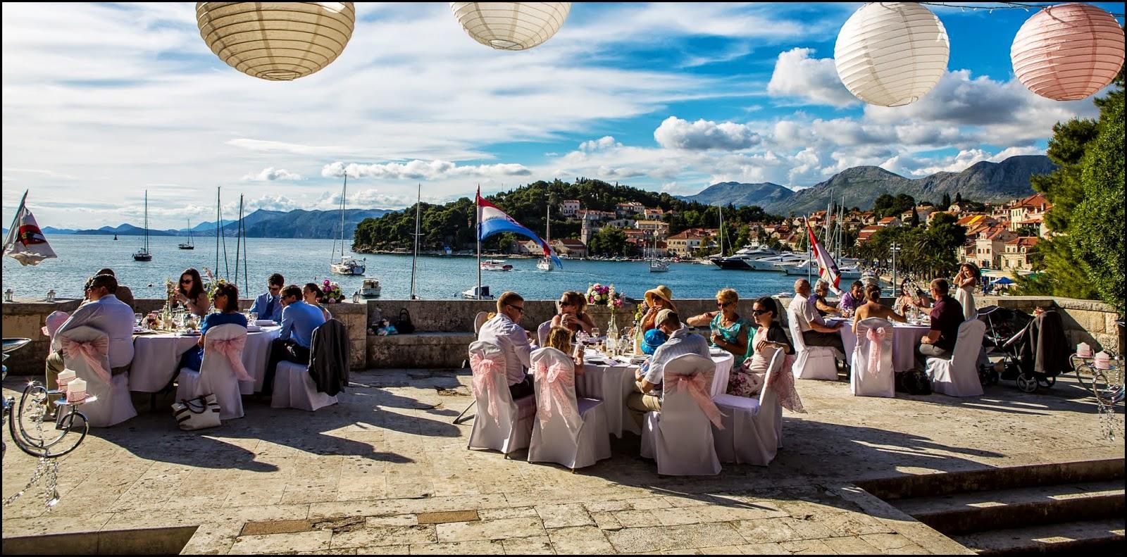 A Picture Perfect Wedding In Cavtat  Emma And Daniel U0026 39 S Big