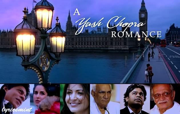 Jab Tak Hai Jaan - A Yash Chopra Romance