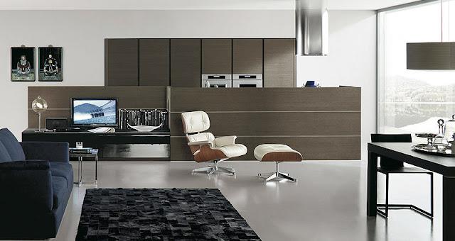 Noviembre 2012 cocinas con estilo for Cocina abierta sala de estar