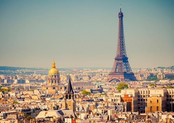 La ciudad de París