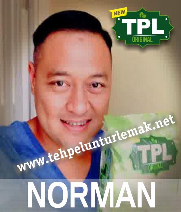 Artis Teh Peluntur Lemak Norman