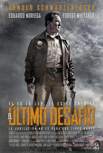 El último desafío DVDRip Español Latino