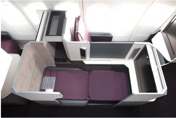 JAL new business class seat JAL SKY SUITE