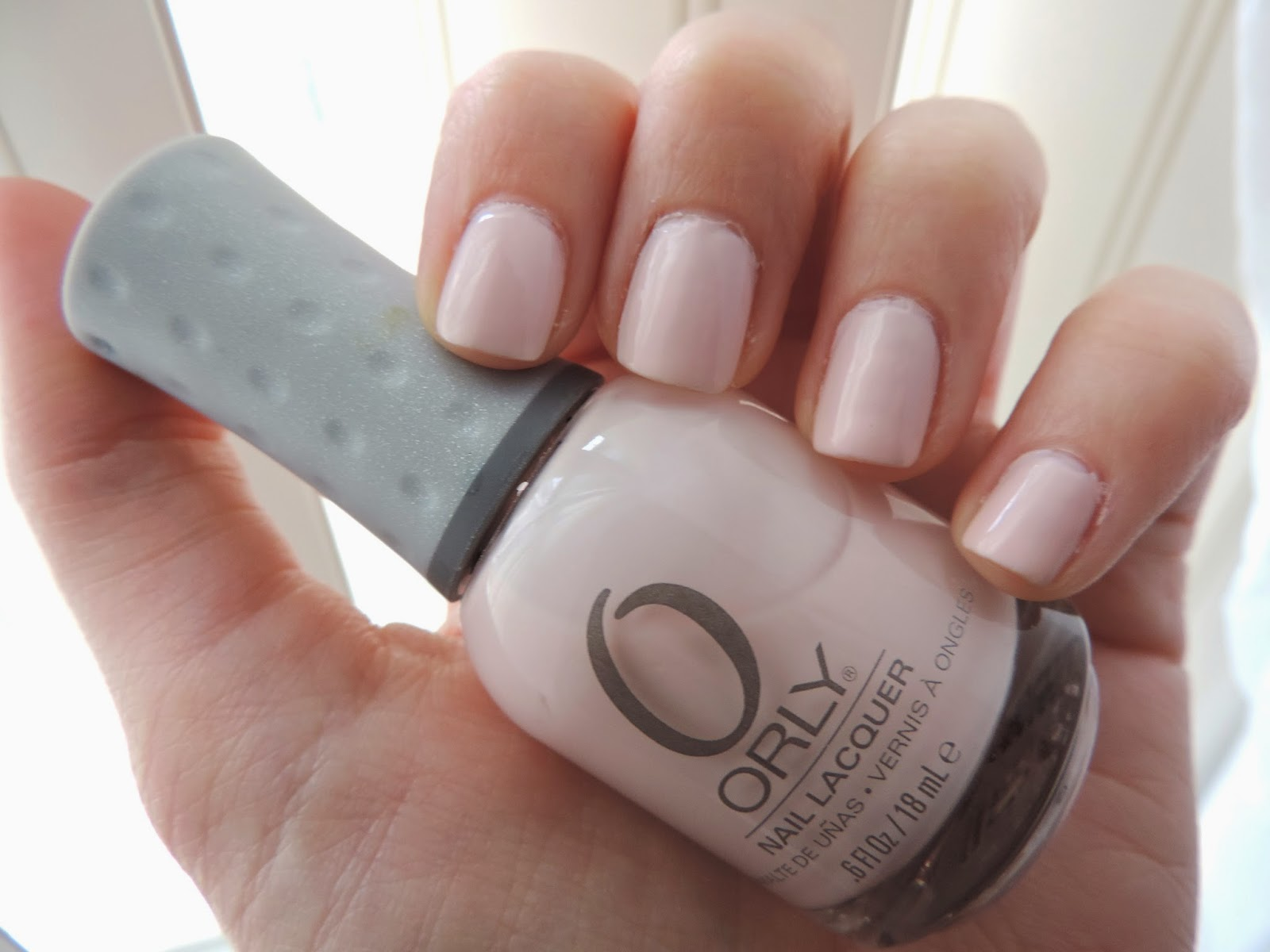 Simple Charm Beauty: Mani Monday | Orly Kiss the Bride