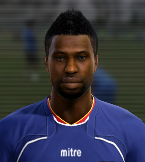 Moses Sakyi PES 2012 Face Moses Sakyi by Kakakamal09 PES Patch Indonesia