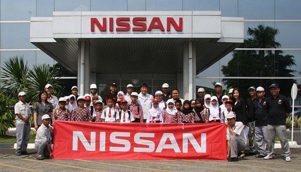 Lowongan Kerja 2013 Terbaru 2013 PT Nissan Motor Indonesia - D3 dan S1 Semua Jurusan