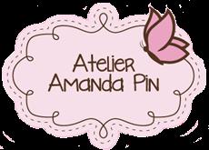promoção no blog da Amanda pin...